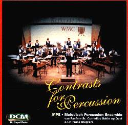 Contrasts for Percussion
